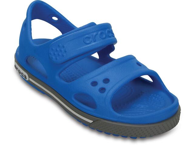 14dfd54462ad Crocs Crocband II Sandals Children blue at Addnature.co.uk
